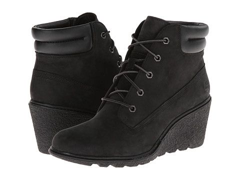 "Timberland Earthkeepers® Amston 6"" Boot Black - Zappos.com Free Shipping BOTH Ways"