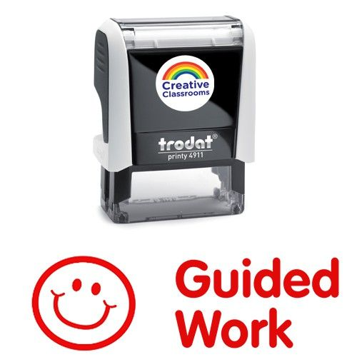 Guided Work Stamp