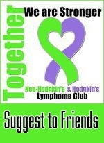 http://www.facebook.com/#!/lymphomaclub  Facebook Lymphoma Club page. Go and like the page to join!  Absolutely great forum on facebook for lymphoma patients and caregivers. Awesome support site! Love it!