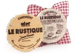 Le Rustique Camembert cheese. This is so good!