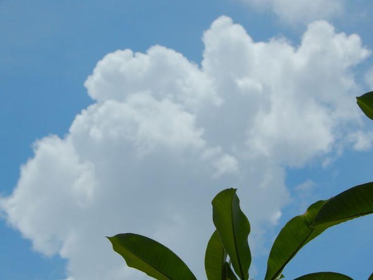 Clouds by Renie A. Priyanto - Landscapes Cloud Formations ( cloud formations, clouds, sky, blue sky, cloudscape )