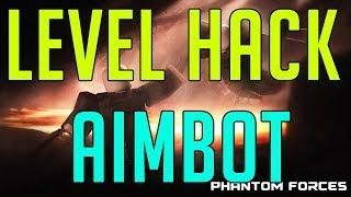 PHANTOM FORCES | HACK/SCRIPT | LEVEL HACK, AIMBOT ...