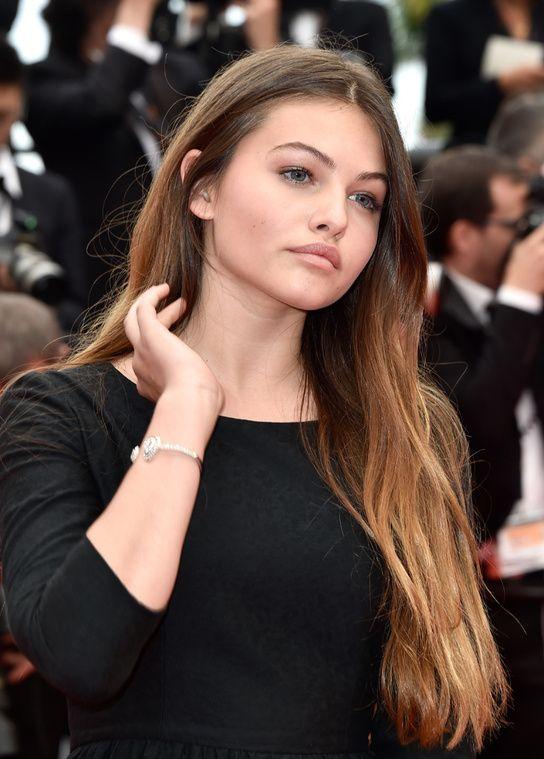 La última polémica de Cannes: el debut de Thylane Blondeau en la alfombra roja