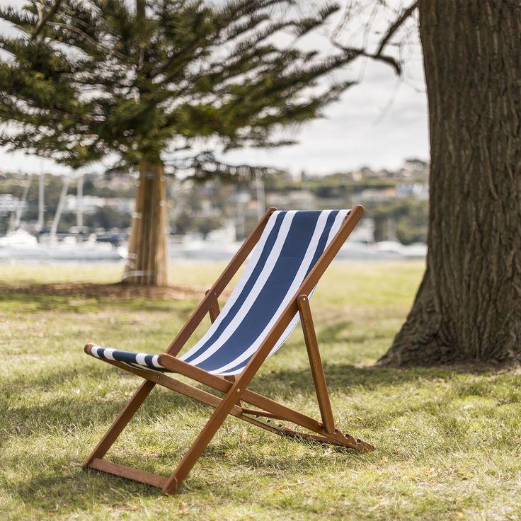 Duchess & Deco custom designed deck chairs.