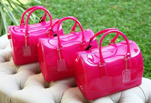 Make Your Dream Bag Comes True: Furla Candy Bag ~ Sweet as candy!
