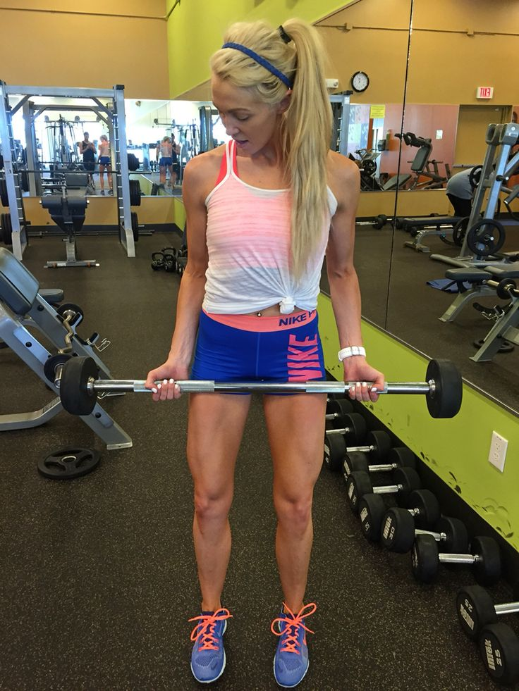 Lift weights. Eat, actually eat food.   Instagram: @brittany_dawn_fitness  www.bdawnfit.com