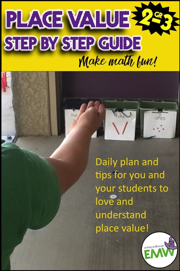 Math Log Place Value Day 1 Evil Math Wizard Place Values Interactive Journals Upper Elementary Math