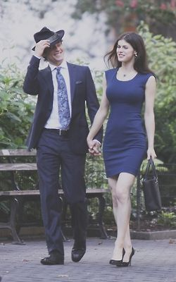 White Collar~ Neal and Kate<3