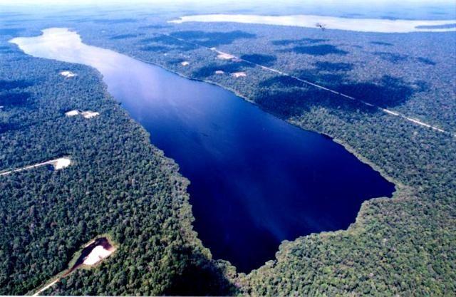 Emerald Lake Riau Province