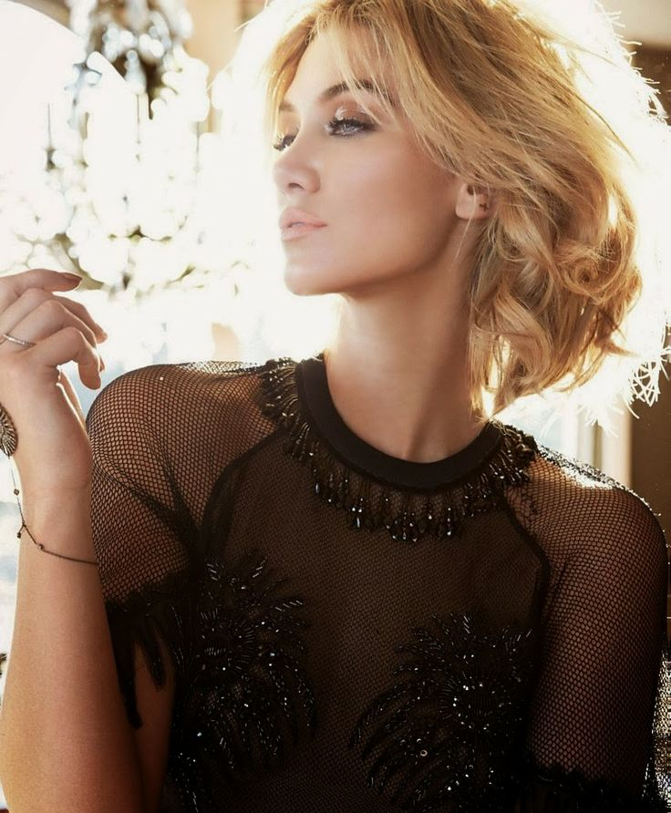 Delta Goodrem wearing Louis Vuitton - Instyle Magazine March 2014