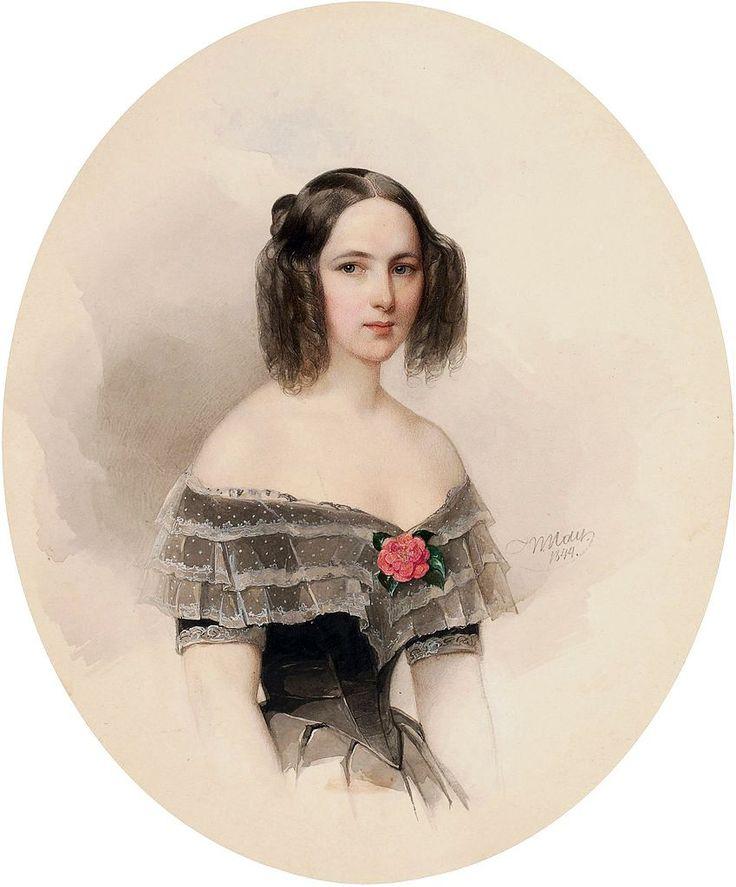 Наталья Николаевна Гончарова (Пушкина, Ланская)