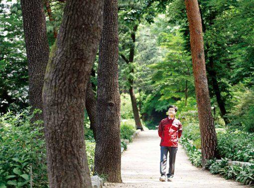 신원섭 산림청장이 들려준 '산림 치유 이야기'