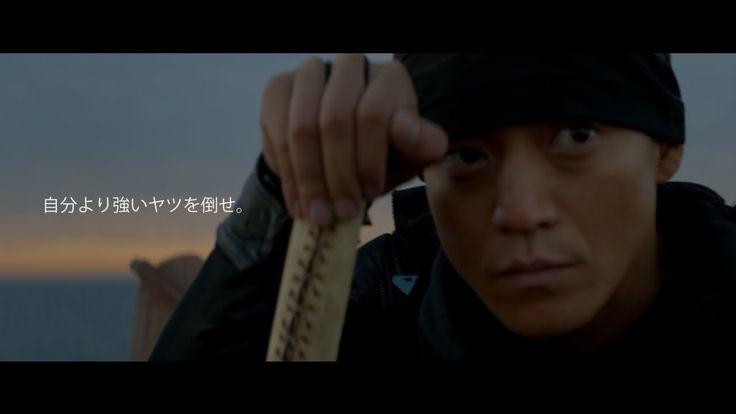 ペプシネックス ゼロ『桃太郎「Episode.ZERO」』篇 90秒 小栗旬 サントリー CM