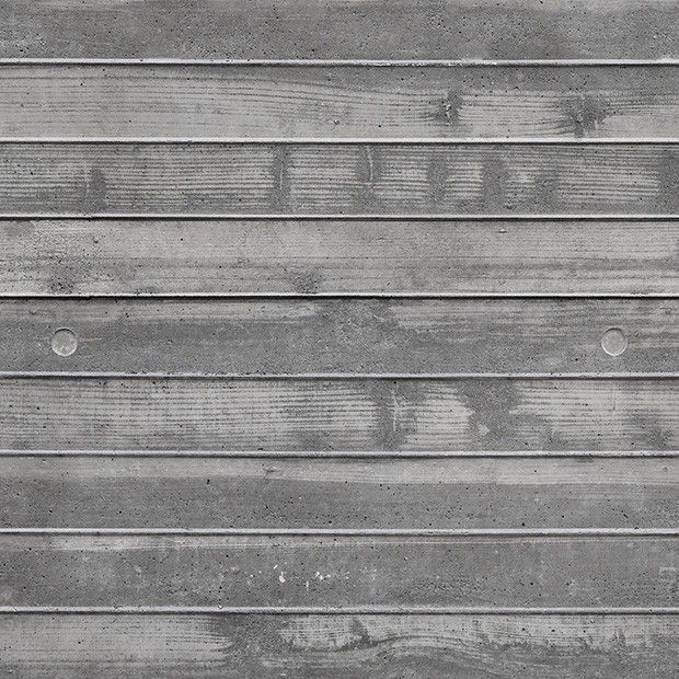 Board Formed Concrete Wall Texture 324: board-marked off-form concrete wall - square texture