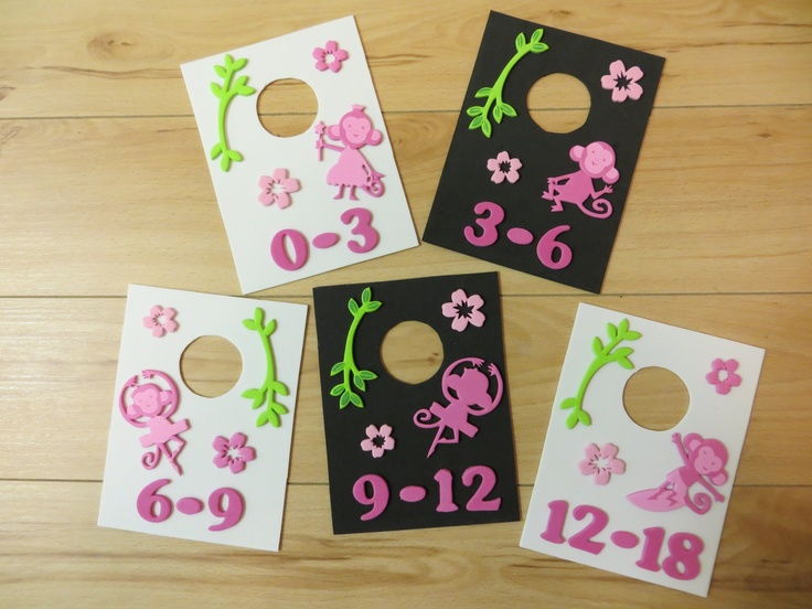 Easy DIY Closet Dividers   I Used Creatology Foam Stickers From Michaels On  Cut Up