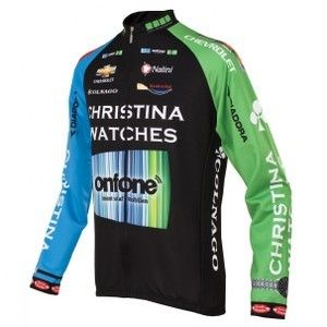 Nalini Christina Pro Team Long Sleeves Jersey - Store For Cycling