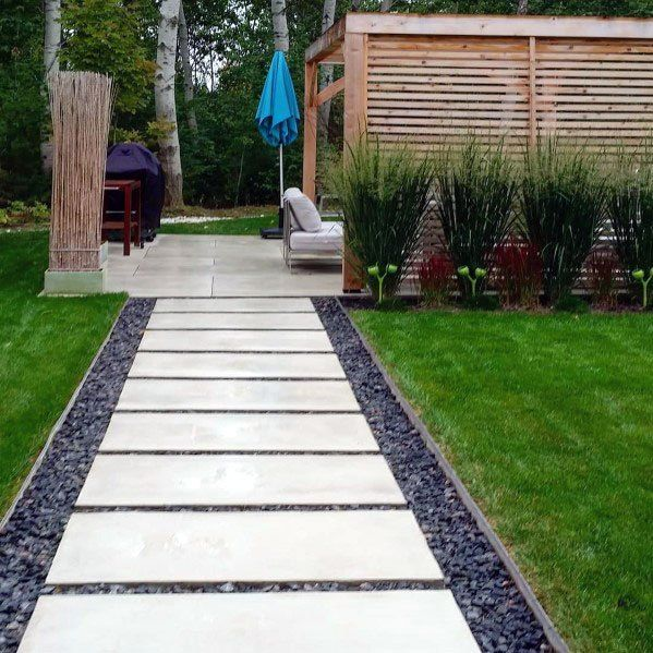 Top 70 Best Stepping Stone Ideas - Hardscape Pathway ...
