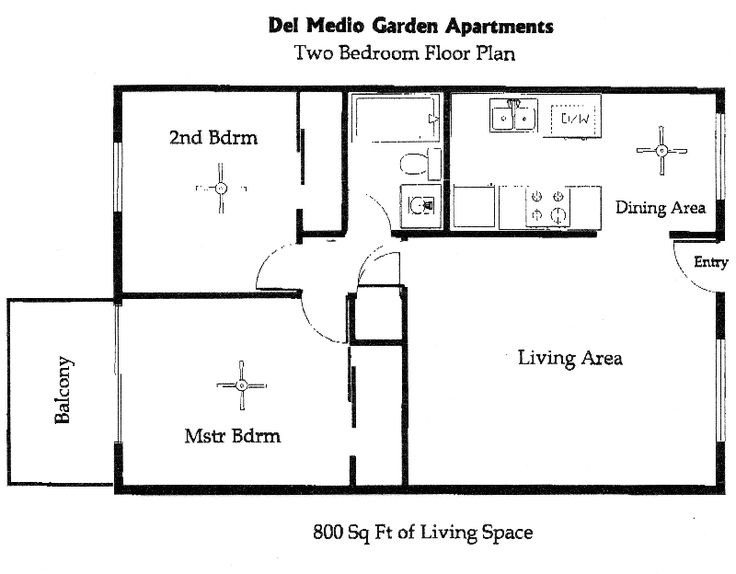 700 To 800 Sq Ft House Plans Separate Bedroom With