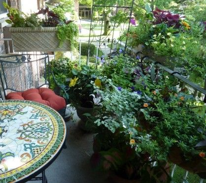Balkony inspirace fotogalerie