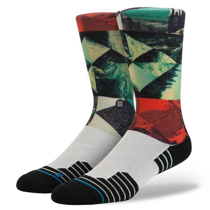 Stance Wonderbust Socks - Men's Accessories in Multi
