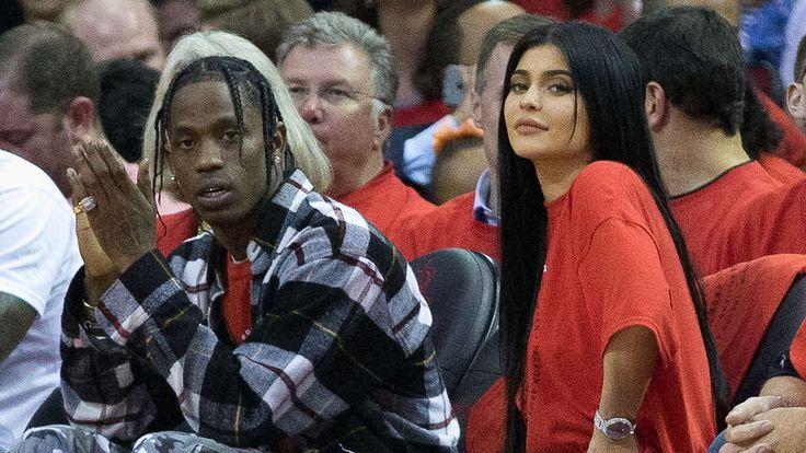 Kylie Jenner's Boyfriend Travis Scott Professed His Love Before Pregnancy Was Announced #Kuwk, #KylieJenner, #TheKardashian, #TravisScott celebrityinsider.org #Entertainment #celebrityinsider #celebrities #celebrity #celebritynews