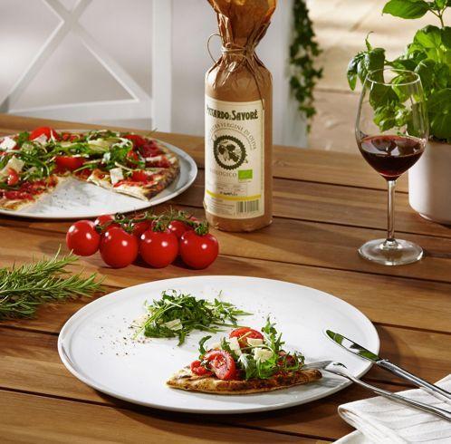 2-teiliger Pizzateller von VILLEROY & BOCH - Pizza wie beim Italiener