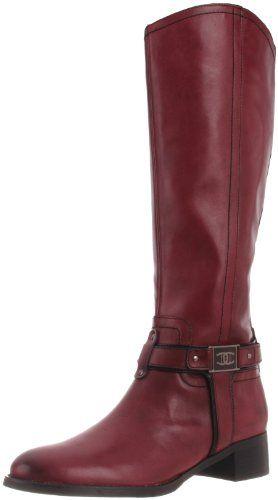 Amazon.com: Etienne Aigner Women's Celtic Knee-High Boot: Shoes -