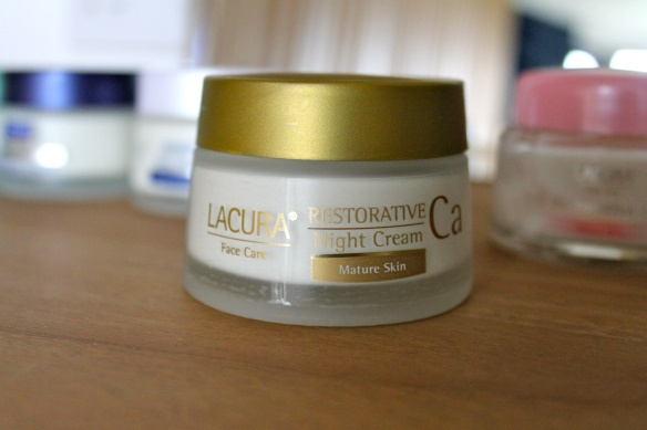 lacura face cream - beauty bargain