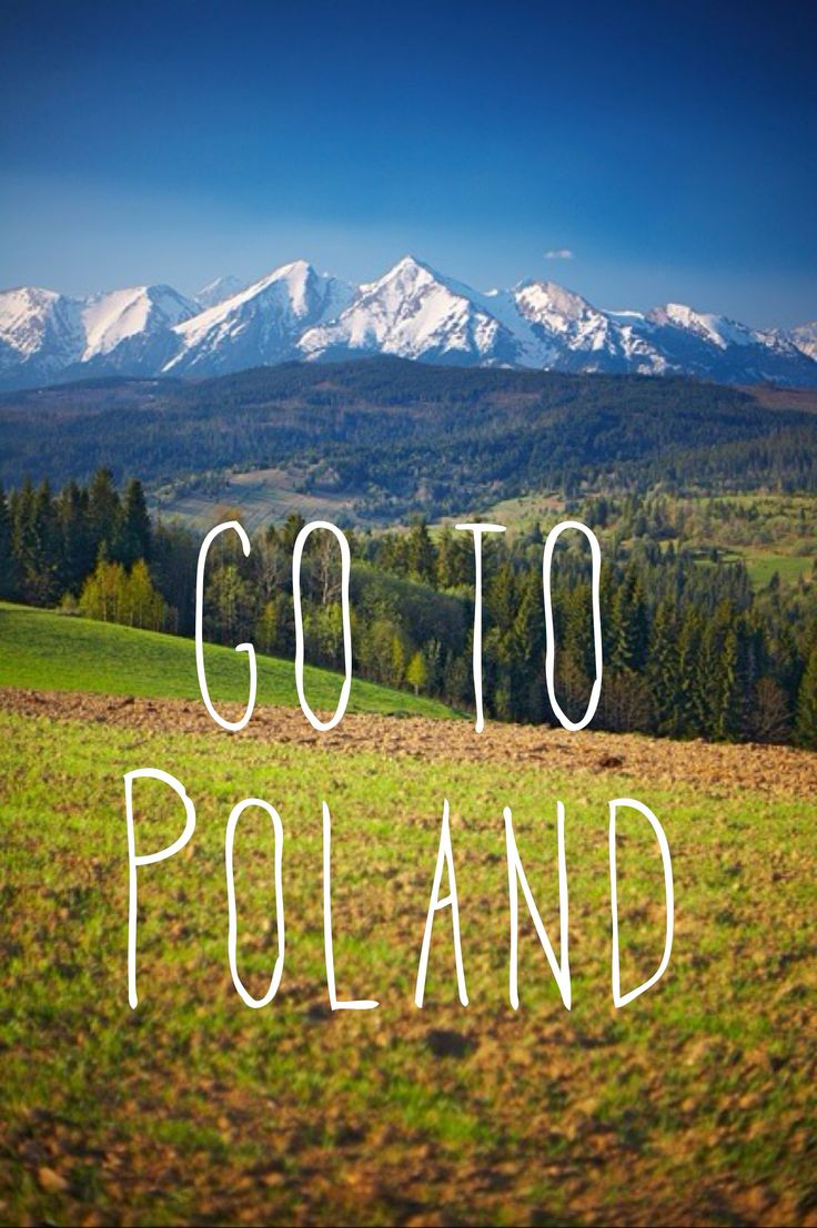 Go to Poland