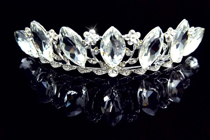 how to make rhinestone tiara at home step by step