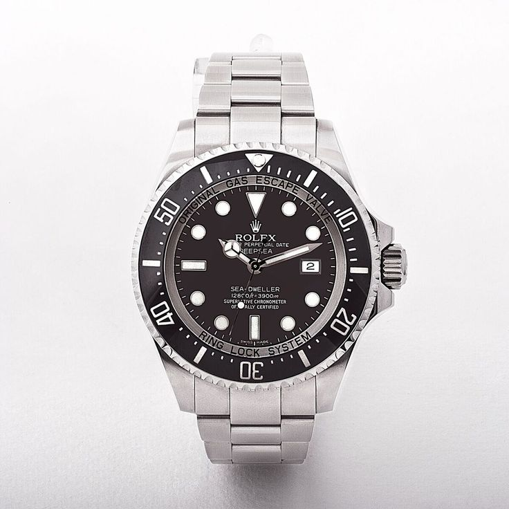 Rolex Deep Sea with Black Dial