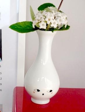 "Image of Vase soliflore ""Demoiselle Coiffée"" Muik Design"