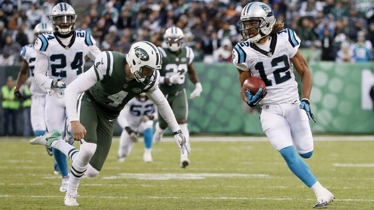 Kaelin Clay, sluggish Carolina Panthers get past New York Jets 35-27