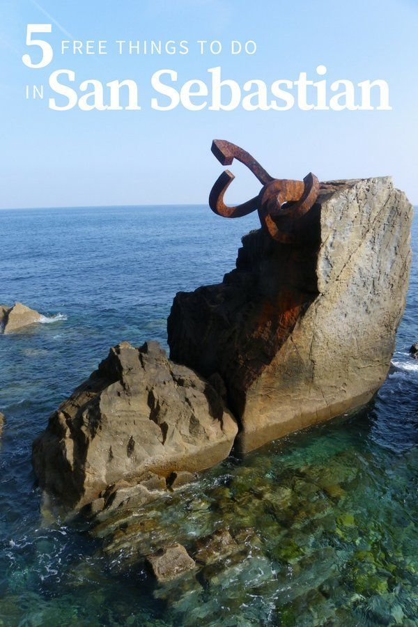 Save Your Euros For Pintxos And Enjoy These Five Free Things To Do In San Sebastian Instead Free Things To Do San Sebastian San Sebastian Spain