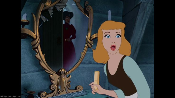 What? Your mirror tells who's the fairest of them all?