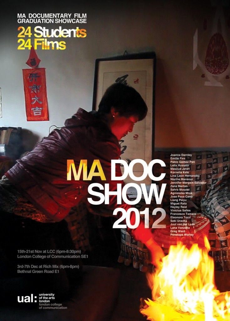 LCC MA Documentary Film Final Show