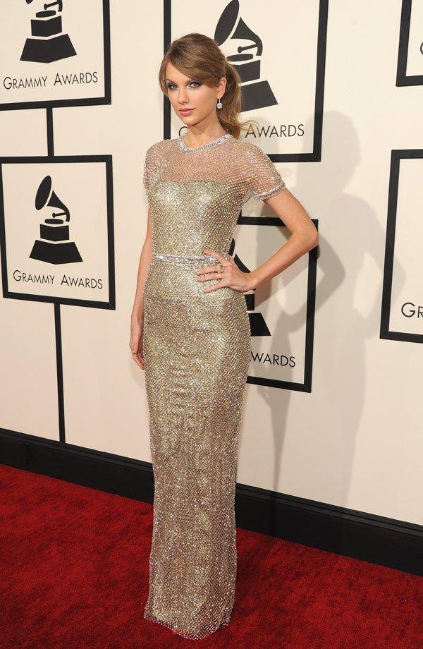 Les plus beaux looks du tapis rouge des Grammys 2014