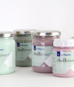 Pintura al agua con efecto tiza de acabado ultra-mate, muy fácil de usar y que no requiere preparación de la superficie ni imprimación.     Muy cubriente, con alta pigmentación y gran adh ...