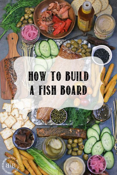 How to build a fish board!