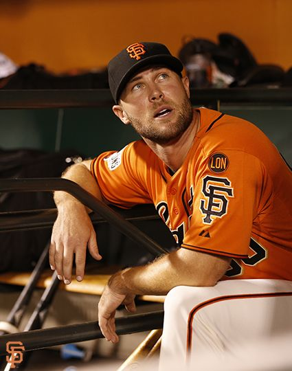 Strickland. No a Giants fan but always thought he was good lookin!!