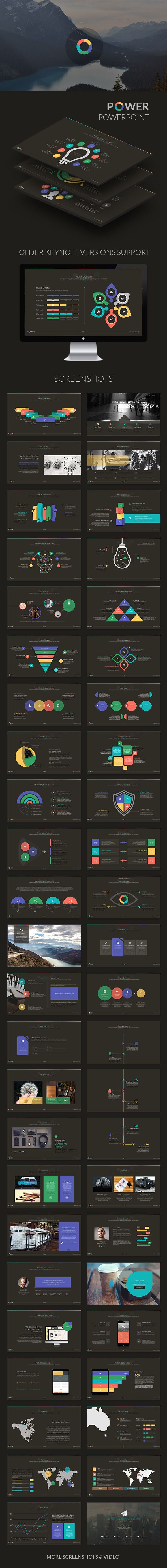 Power | Powerpoint Template | Download: http://graphicriver.net/item/power-powerpoint-template/11060482?ref=ksioks