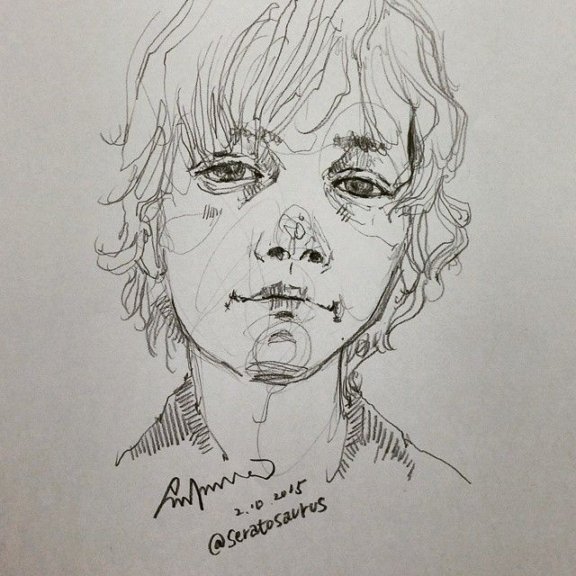 Drawing Scribble Face : Best images about pencil sketch on pinterest