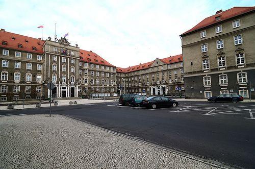 Urzad Miejski, Szczecin, Poland
