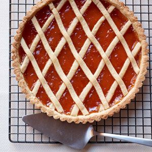 Anthe's Apricot Jam Tart Recipe – Dessert Recipes at WomansDay.com - Woman's Day