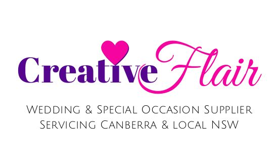 Creative Flair - Wedding Invitations Canberra ACT