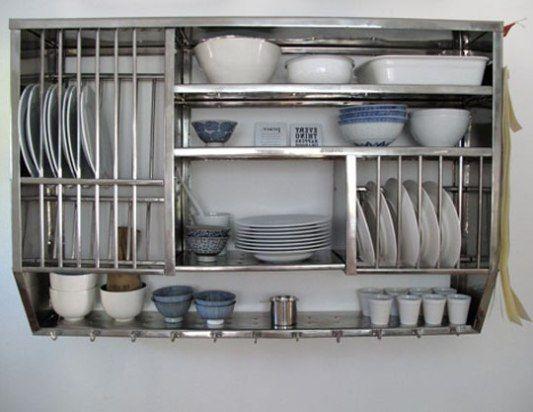 Stainless Steel Kitchen Storage Racks Ringing