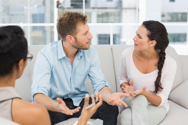 Why Couples counseling with a N doesn't work