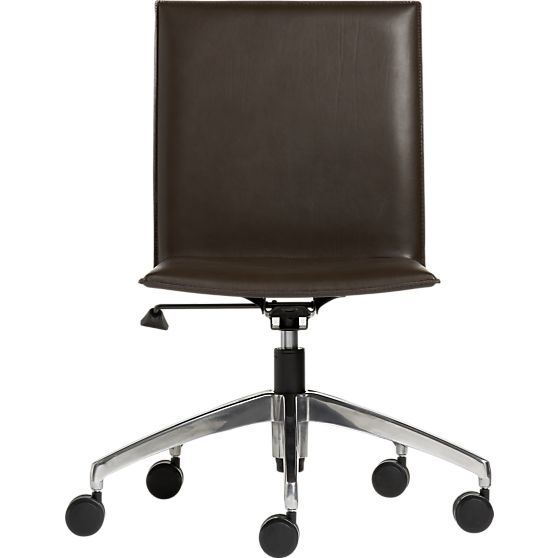 how to bring the back forward on office chair