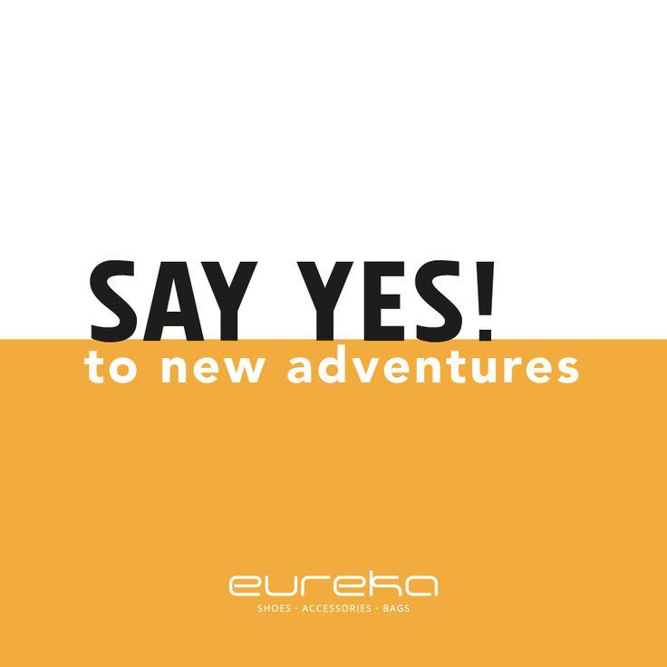 Deixe fluir… Let it flow… #eurekashoes #eurerkalovers #ss16 #blended #inspiration