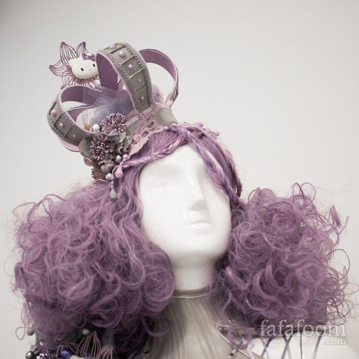 Lovely Kitty Wonder: a Fashion Installation Befitting Hello Kittys 40th Anniversary